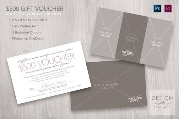 55 x 85 gift voucher template psd cs6up id cs4up yelopaper Gallery