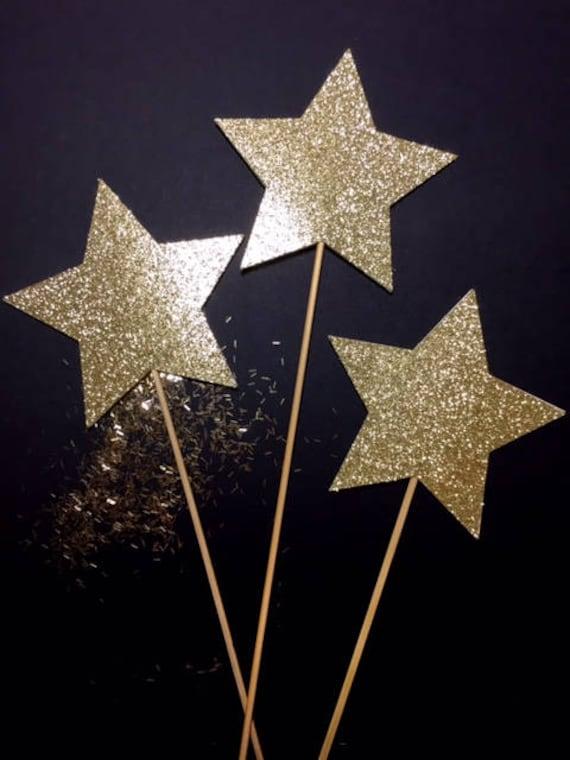 star centerpiece sticks star centerpieces star birthday etsy rh etsy com star themed baby shower centerpieces star wars themed centerpieces