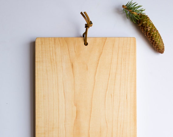 Mini Maple Cutting Board by Studio Palomino