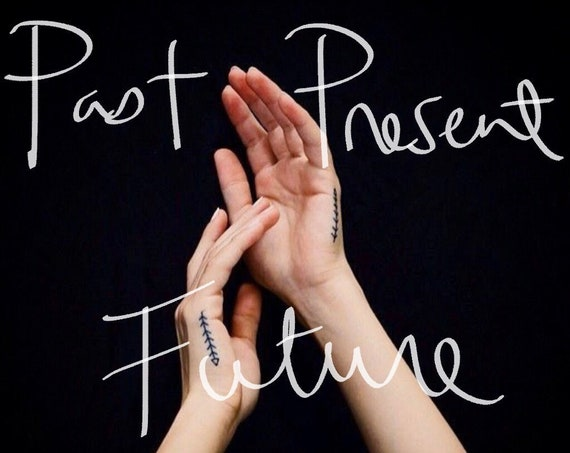 Past, Present, Future - 3 Card Tarot Reading