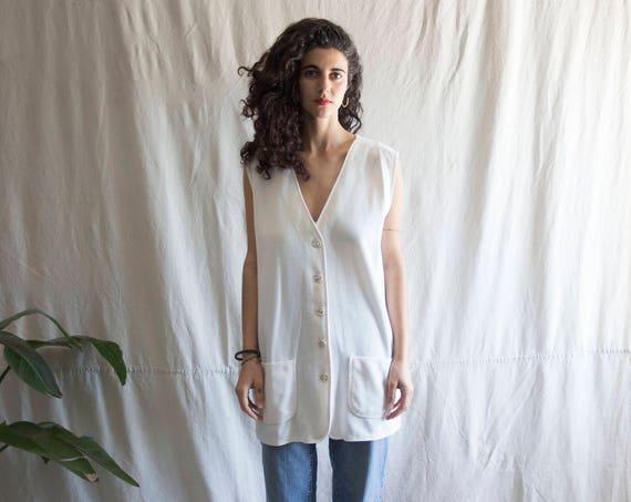 Soft Stone Maxi Vest