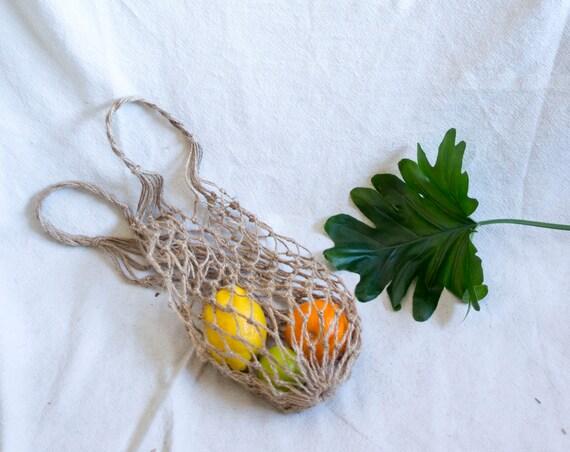 Natural Net Market Bag