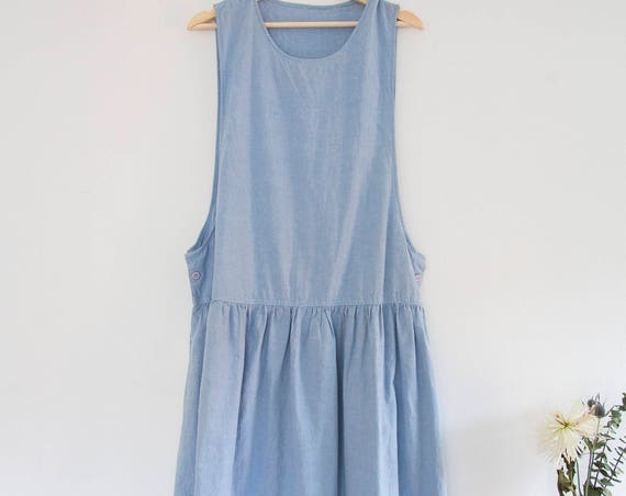 Blue Tulip Maxi Dress