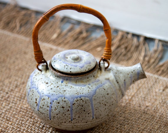 Tea Garden Ceramic Vessel