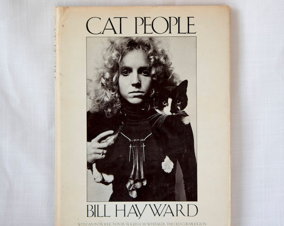 Cat People - photography by Bill Hayward - 1978