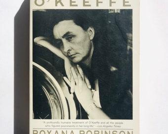 Georgia o'Keeffe - Roxana Robinson