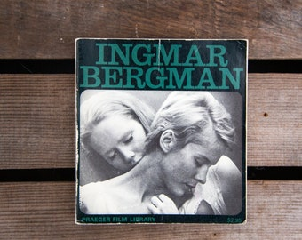 RARE - Ingmar Bergman, by the Praeger Film Library, 1969