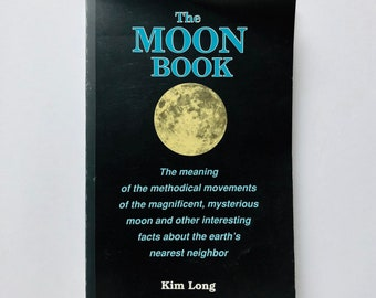 The Moon Book - Kim Long - 1988