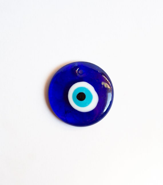 Hanging Glass Evil Eye