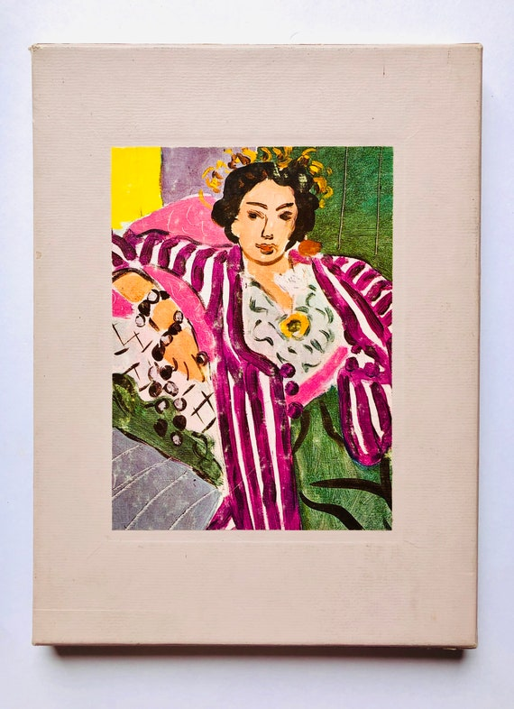 The World of Matisse - 1969