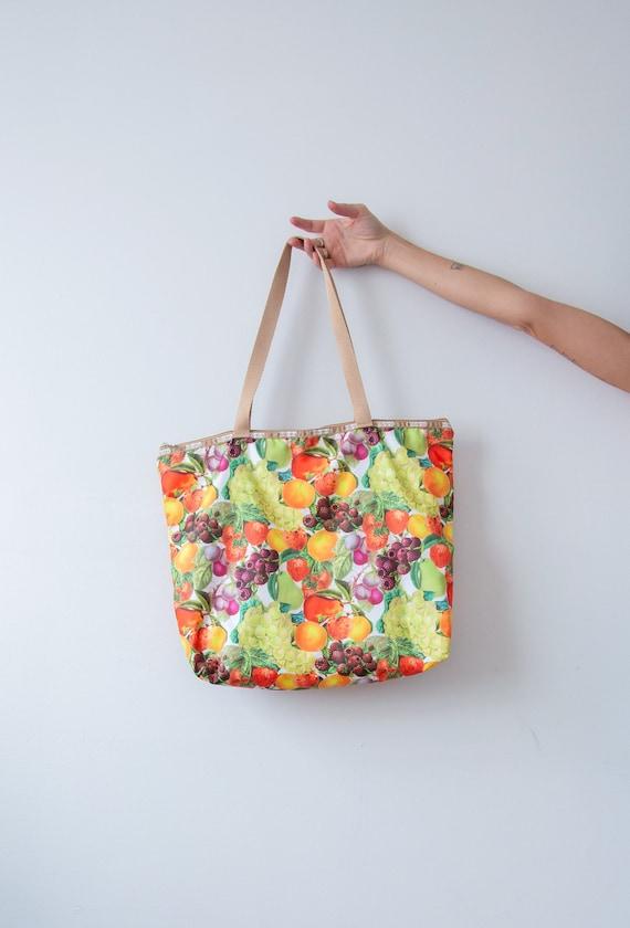 Le SportSac Zipper Day Tote Bag