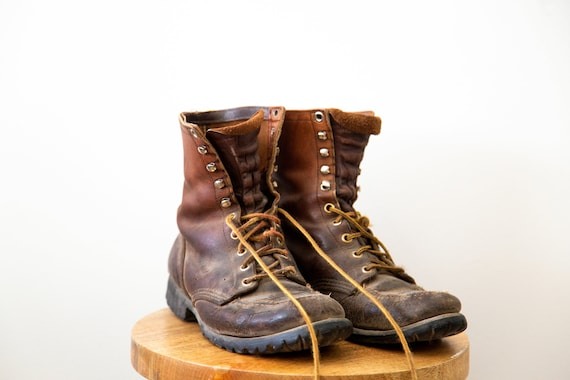 RARE - Red Wing Wanderer Leather Boots