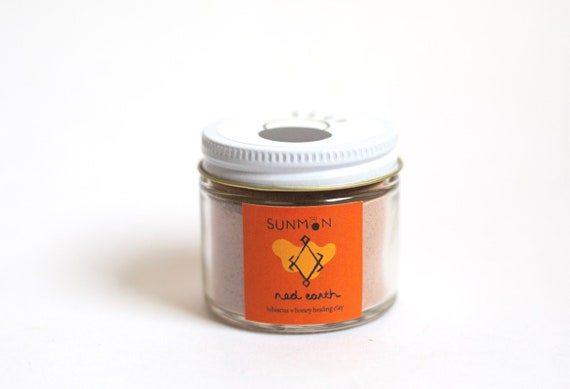 Red Earth Facial Clay