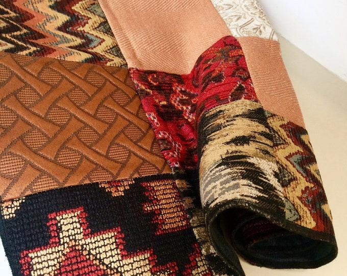 Featured listing image: Gypsy Rug, Moroccan Patchwork