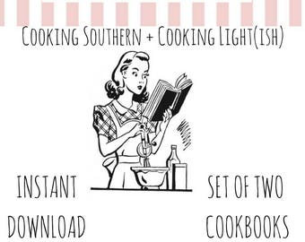 Cooking eBook - How to Cook Southern Style Set