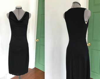 Vintage 90s Cocktail Dress by Byer Too