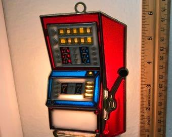 Slot Machine Night Light