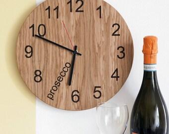 Prosecco o Clock