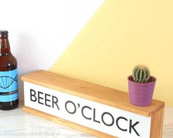 Personalised Wooden Lightbox
