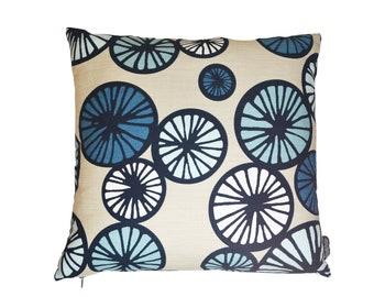 Scandinavian Swedish contemporary Modern Retro vintage cushion cover Gran Grey