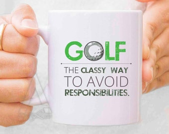 Funny golf gifts for christmas