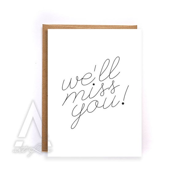 Miss you card i miss you well miss you cards going etsy image 0 m4hsunfo