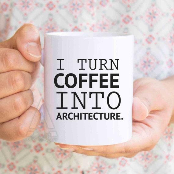 geschenk f r architekten ich verwandle kaffee in etsy. Black Bedroom Furniture Sets. Home Design Ideas