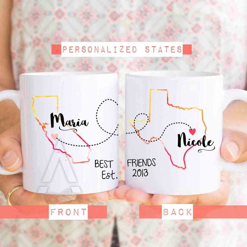 Going Away Gift For Friend Goodbye Gift Moving Away Gift Birthday Gift Best Friend Valentine Gift Friend Long Distance Gift Ideas Mu275