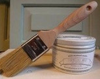 Small Bristle Paint Brush