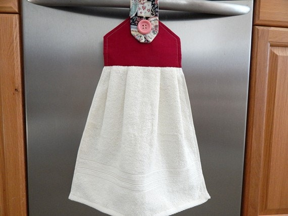 Wedding Shower Gifts For Her: Wedding Shower Hand Towel Gift For Her Kitchen Decor