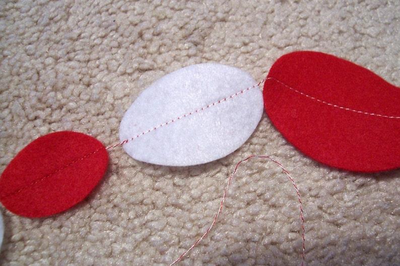 Valentine/'s Day Felt Banner nursery decor ideas holiday banner decor photo prop flag banner Mother/' Day gift party garland