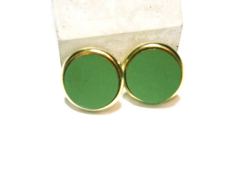 Earrings rose gold gold gold gold gold gold green