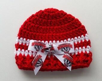 ed1aad72809 Baby Hat Duke University Hand Crochet sizes Newborn or 3-6