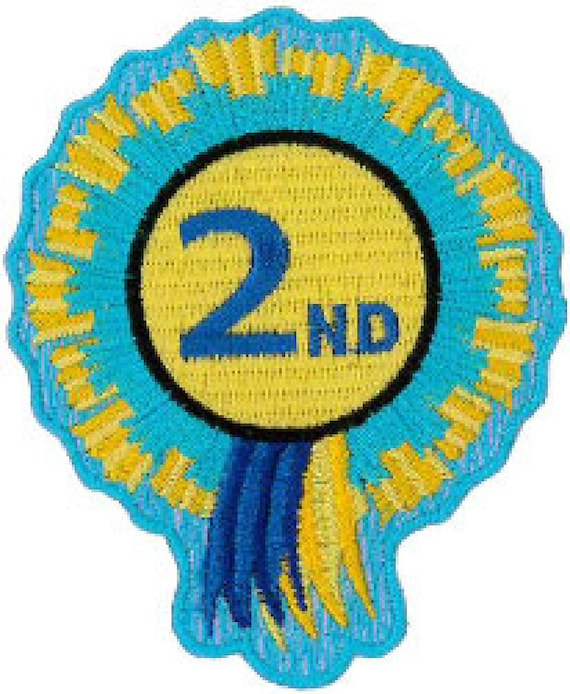 "3 1//2/"" X 1 3//4/"" HIGHWAY TO HULL EMBROIDERED PATCH 9CM X 4.5CM"