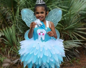 f8219b62a83 Tooth fairy costume | Etsy