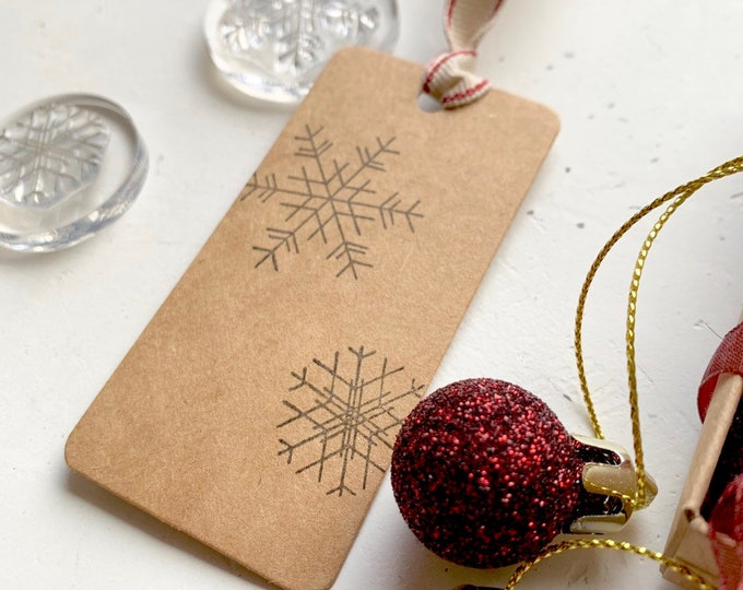 Snowflake Stamp Set