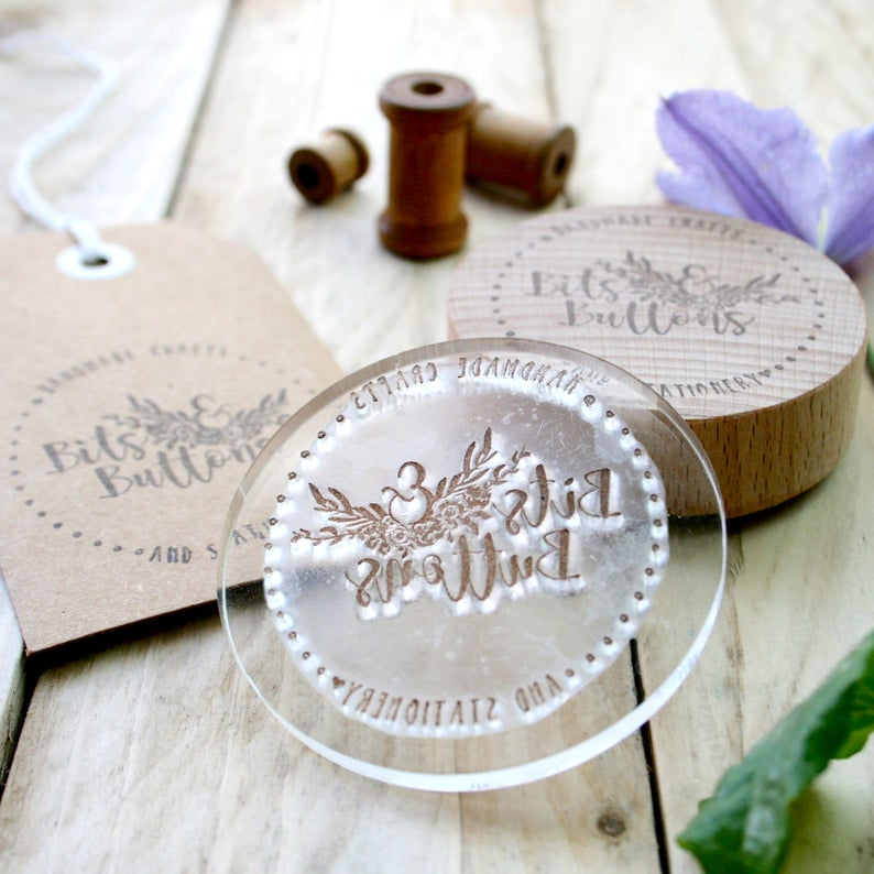 Custom Stamp  Custom Stamps  Made to Order Stamp  Custom image 0