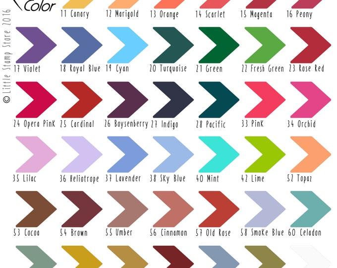 Versa Color Ink Pad