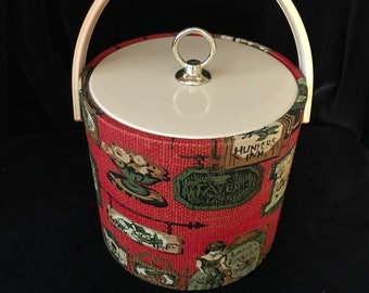 Vintage Ice Bucket Coloniawful