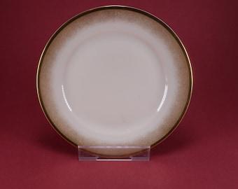 Bread Plate Rosenthal - Aida Flammgolddekor