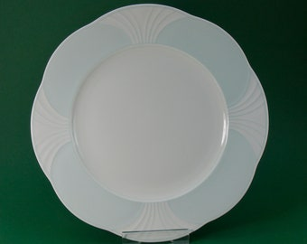 rare dining plate flat Villeroy & Boch - Delta