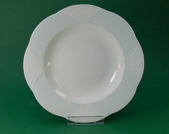 rare dining plate deep Villeroy & Boch - Delta