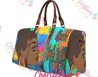 bfac3df2d0d5 African American Travel bags