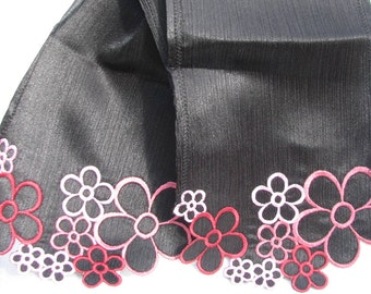FS-002 Embroidered Scarf