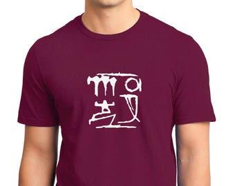 Tribal Spirit T-shirt Men Short Sleeve