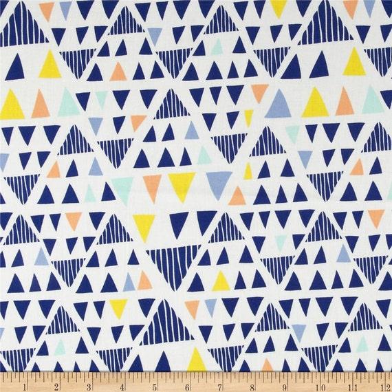 Mesa Mojave Tela de algodón por telas de galería de arte