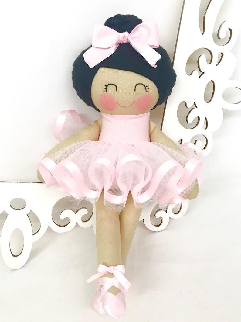 Ballerina Dancing Doll Pink doll image 0