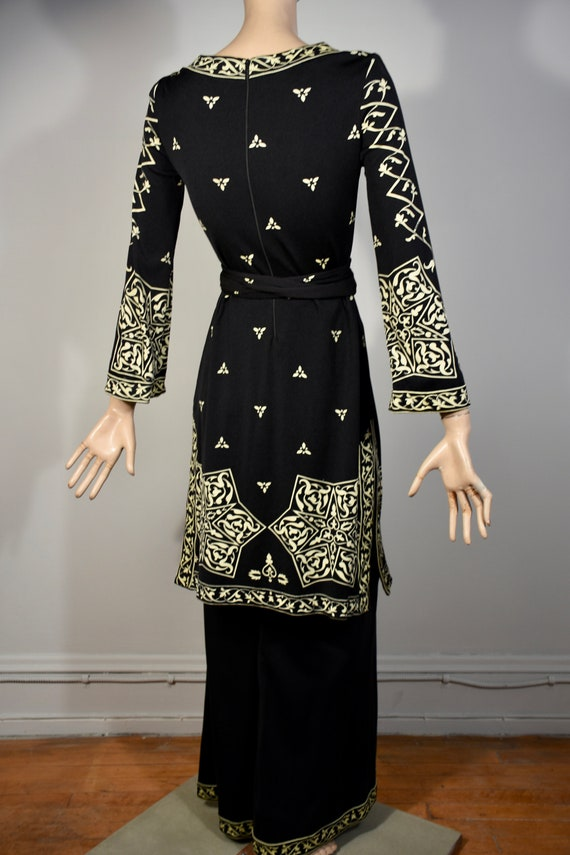 RESERVED MAURICE pants suit, 60s dress, 60s pants… - image 5