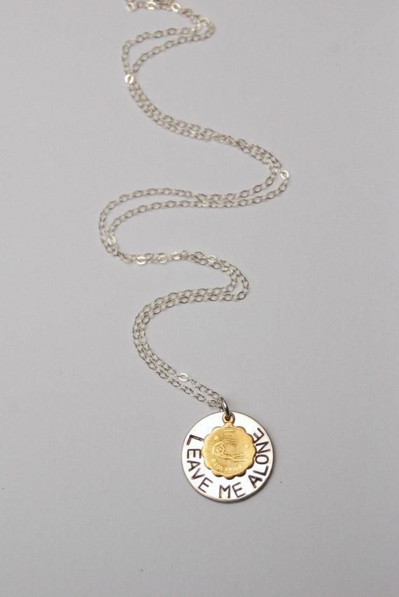 Aquarius Silver Plated Charm for bracelets phone purse zodiac glyph horoscope