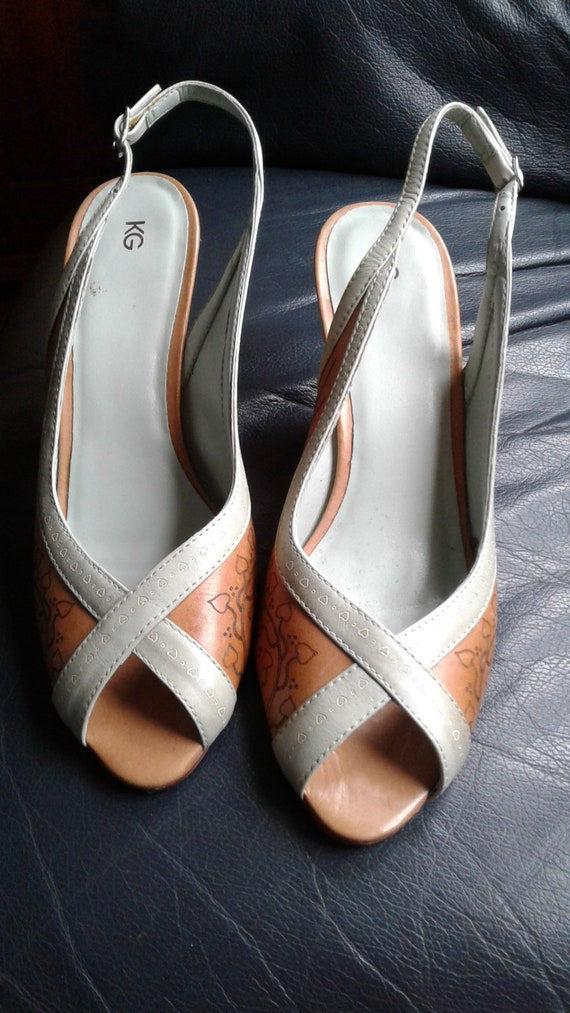 Kurt Geiger Leather Heels